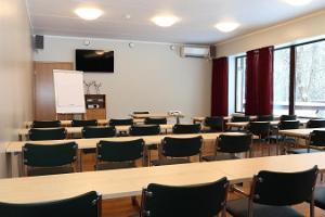 Viesnīcas Karupesa konferenču telpas