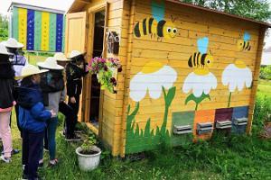Honey Wolf apiteraapia ja loodusravi keskuse külastus