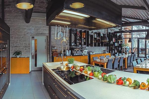 Food Studio toidutegemise õpitoad