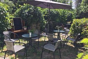 Kirnan kartanon kahvila