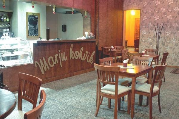 Kafejnīca Marju