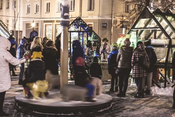 Tartuer Weihnachtsmarkt