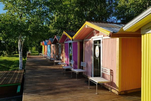Цветочный лагерь Яагуранна