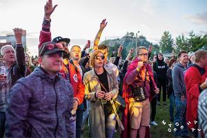 """Musikfestivalen """"Mägede Hääl"""" (""""Bergens Röst"""")"""