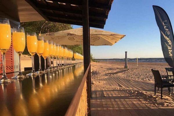Пляжный бар Meresuu