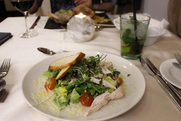 Abendessen für zwei im Meresuu SPA & Hotel im 10. Stock