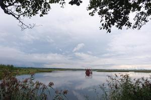 Ermistu Atpūtas ciemata peldošā pirts