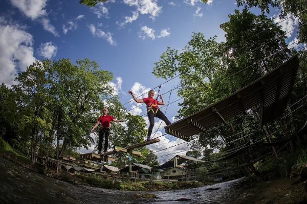Парки приключений в Эстонии