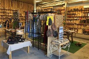 """""""Ehe ja Ehtne käsitöö"""" hantverksbutiken i Tallinn"""
