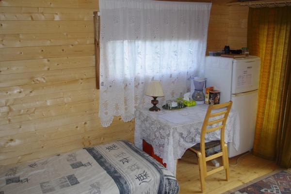 Kodumajutus Sillaotsa camp