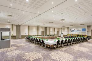 Radisson Blu Sky Hotel konverentsiruumid