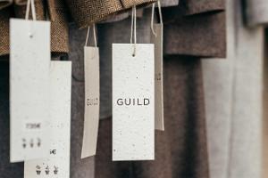 Vaatemerkki Guildin edustusmyymälä