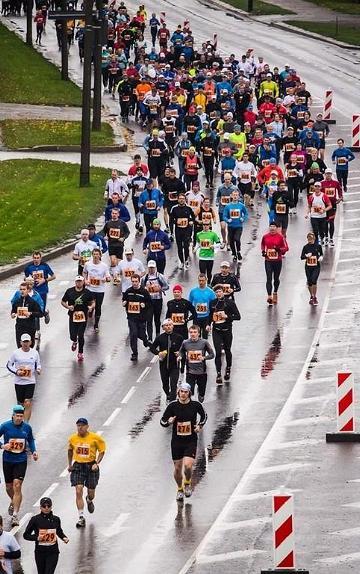 Tarton kaupunkimaraton (42/21 km)