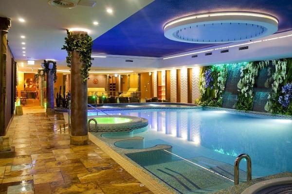 Отель и аквапарк Tallinn Viimsi Spa