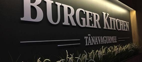 Visit Estonia, Burger Kitchen, Chef talks