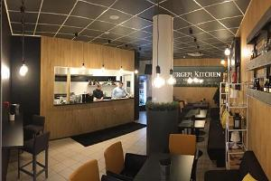 Craft burger restaurant 'Burger Kitchen'