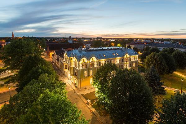 Отель Park Hotell Viljandi