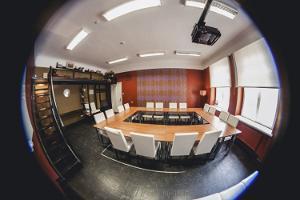 Tarton luovan talouden keskuksen konferenssi- ja seminaaritilat