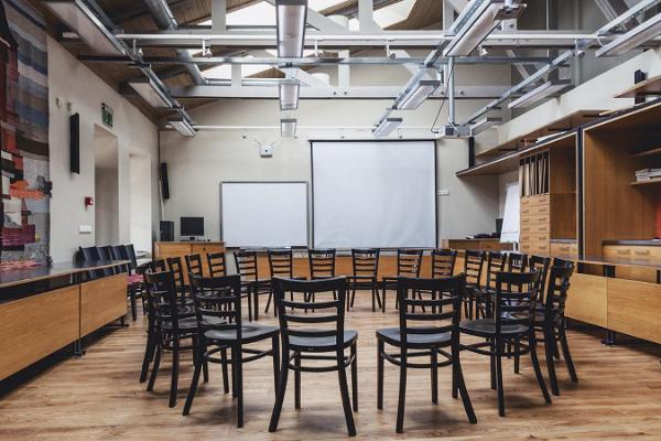 Seminarraum des Antonius-Hofs (Antoniuse õue)