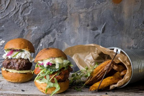 Kadaka Uulits, a gourmet street food restaurant