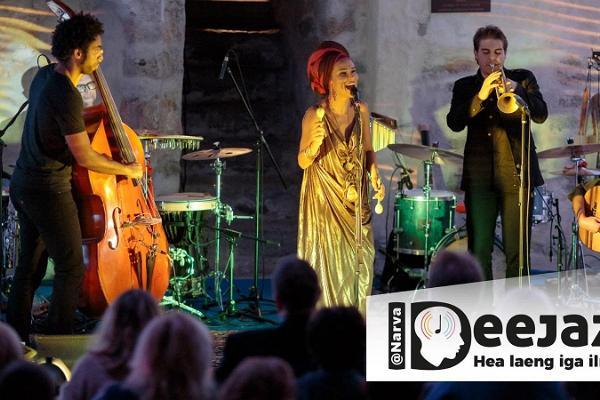 IDeeJazz в Нарве - международный фестиваль джазовой музыки