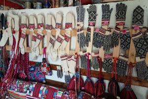 Kihnu handicraft shop 'Njaputüe pued'