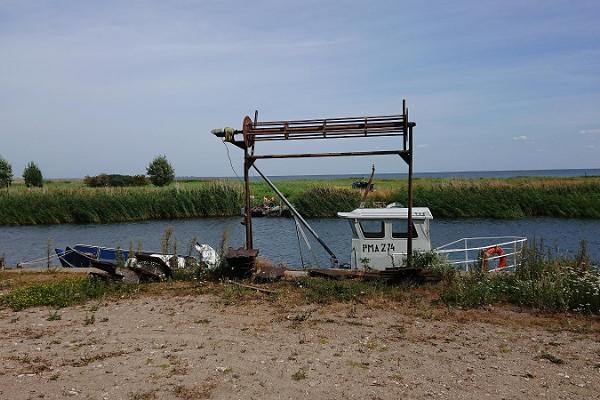 Kihnun kalastajien satama ja Kihnun historialliset kalastusveneet