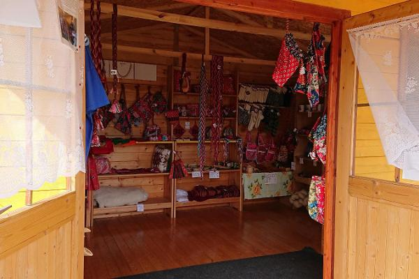 Lohu shop on the island of Kihnu
