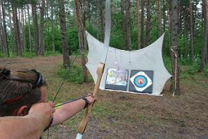 Seikle Vabaks (Freedom of Adventure) – archery