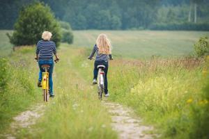 Велосипедный тур Калевипоэга по маршруту Паламузе-Элиствере-Паламузе