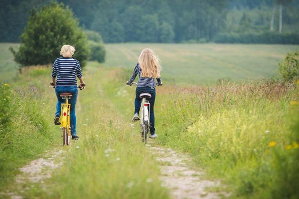 Kalevipoja jalgrattatuur Palamuse-Elistvere-Palamuse marsruudil