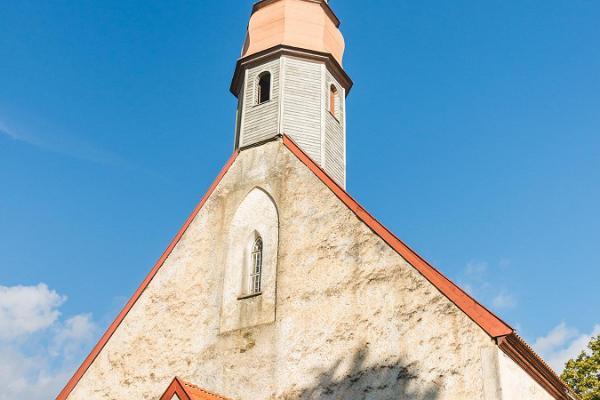 Palamuses Svētā Bartolomeja baznīca