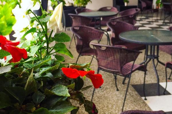 "Café und Restaurant ""Harmoonia"""