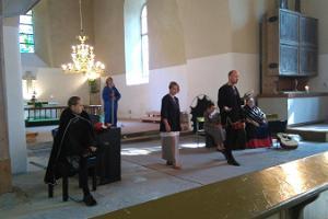 EELK Laiuse Püha Jüri kirik