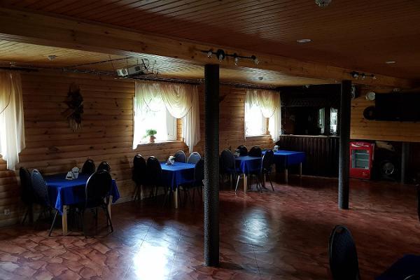 Kure Tūrisma saimniecības viesu nama svinību un semināru telpas