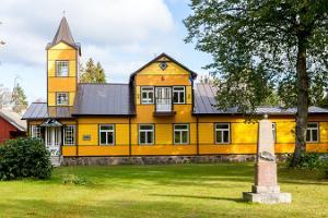 Carl Oswald Bulla House Museum