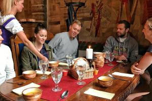 Eesti maitsed («Вкусы Эстонии») — кулинарная экскурсия по Старому городу