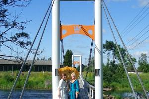 Tour – the 18 bridges in Põltsamaa