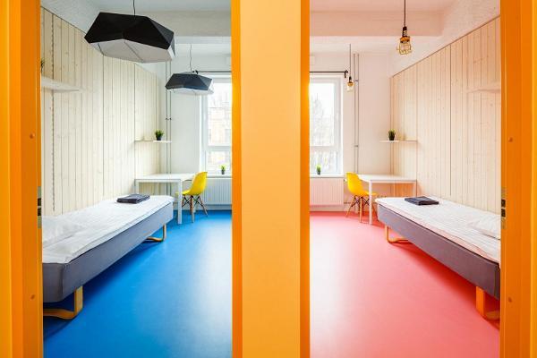 Уютный хостел в Тарту