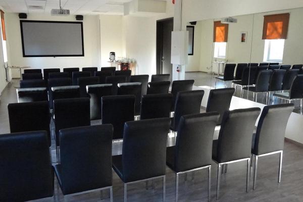 Jääkausikeskuksen konferenssitilat