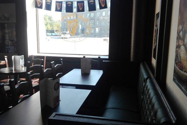 The Irish Embassy Pub in Narva