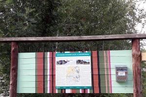 Metsanurmes - Iksnurmes vēstures un dabas pārgājienu taka