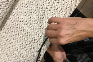 Ковроткацкая мастерская в Гильдии Марии Магдалины: тканые ковры, шарфы, ткани для национальных костюмов, пледы, салфетки и другие изделия