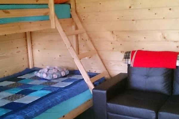 Camping house 'Cozy Summer House' in Kuressaare