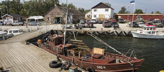 Prangli island, Visit Estonia