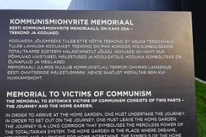 Memoriāls komunisma upuriem