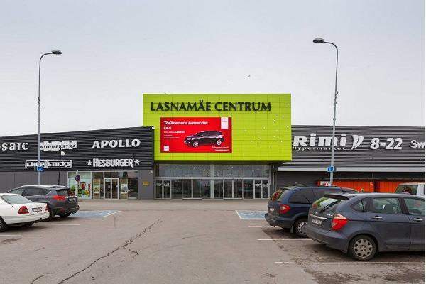 Lasnamäe Centrum