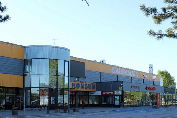 Haapsalu Kaubamaja department store