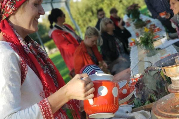 Семинар по культуре чаепития в Причудском крае