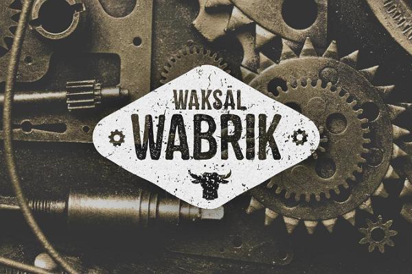 Restaurang Waksal Wabriks logotyp